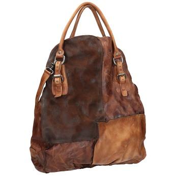 Skórzana torba ze sztywnymi uchwytami a-s-98, 966-0001 - 13