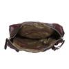 Skórzana torba zmetalowymi detalami a-s-98, czerwony, 966-5020 - 15