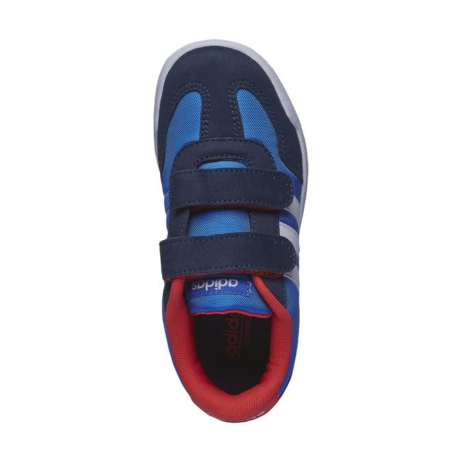 Buty dziecięce adidas, niebieski, 309-9161 - 19