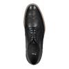 Męskie Oxfordy na podeszwie w swobodnym stylu bata, szary, 826-2647 - 19