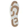 Skórzane trampki za kostkę bata, brązowy, 844-4621 - 26