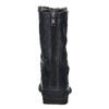 Damskie ocieplane buty bata, niebieski, 596-9624 - 17