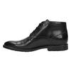 Skórzane buty za kostkę rockport, czarny, 824-6025 - 26