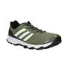 Trampki męskie do biegania adidas, zielony, 809-7190 - 13