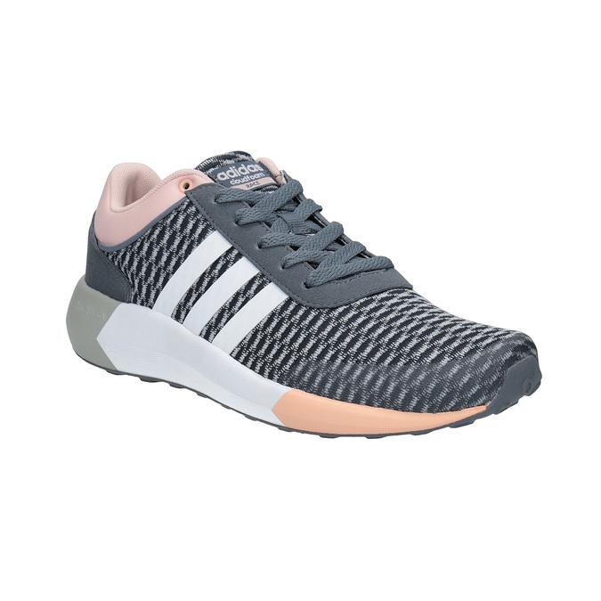Damskie buty sportowe adidas, szary, 509-2822 - 13