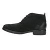 Zamszowe buty za kostkę bata, czarny, 846-9611 - 26