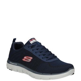 Sportowe trampki męskie skechers, niebieski, 809-9350 - 13