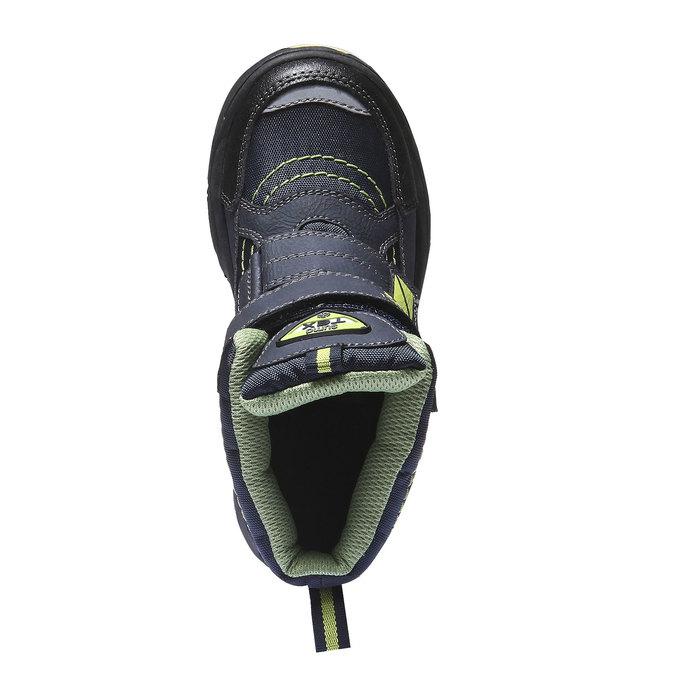 Buty dziecięce mini-b, niebieski, 299-9144 - 19
