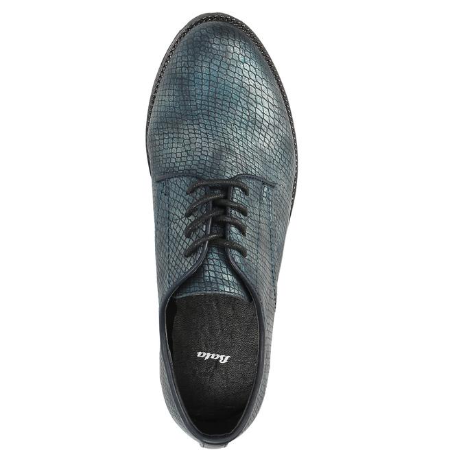 Półbuty damskie bata, 521-9600 - 19