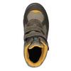 Zimowe botki dziecięce na rzepy mini-b, brązowy, 499-3103 - 19