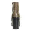 Botki na szerokim obcasie bata, brązowy, 791-3601 - 17