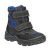 Dziecięce buty zimowe mini-b, czarny, 499-6103 - 13