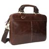 Skórzana torba męska bata, brązowy, 964-4204 - 13