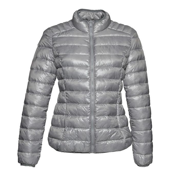 Damska pikowana kurtka bata, biały, 979-1637 - 13