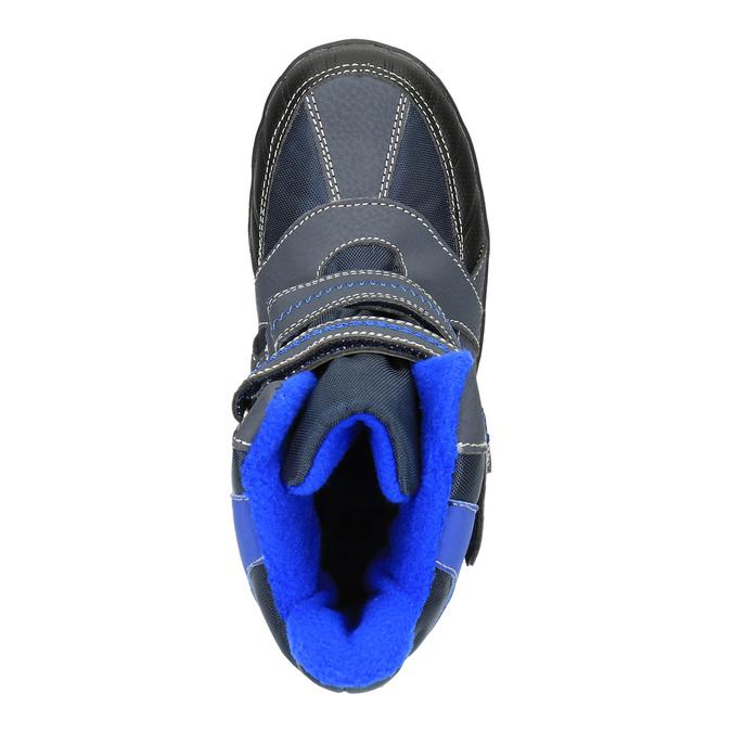 Dziecięce buty zimowe mini-b, szary, 291-2601 - 19
