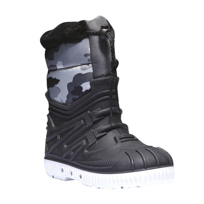 Buty dziecięce mini-b, czarny, 392-6100 - 13