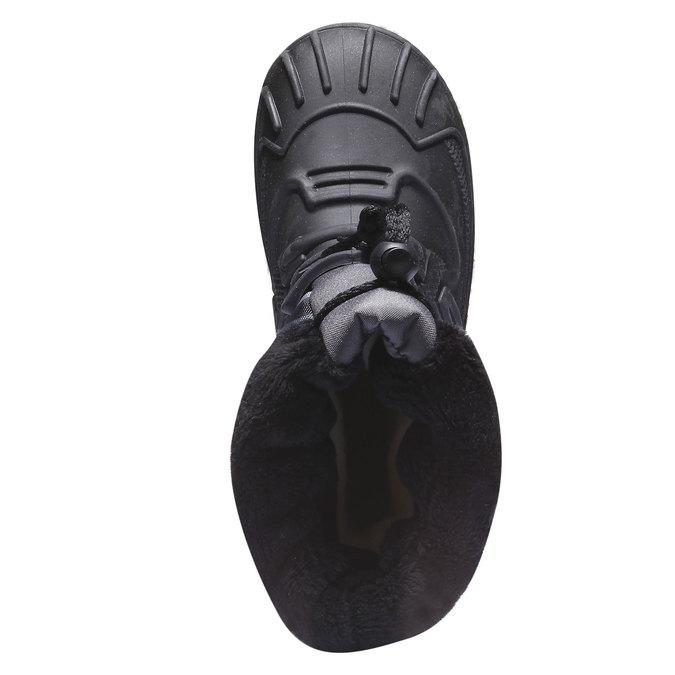 Buty dziecięce mini-b, czarny, 392-6100 - 19