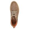 Męskie skórzane buty Chukka Boots weinbrenner, brązowy, 846-4629 - 19