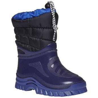 Buty dziecięce mini-b, niebieski, 292-9100 - 13