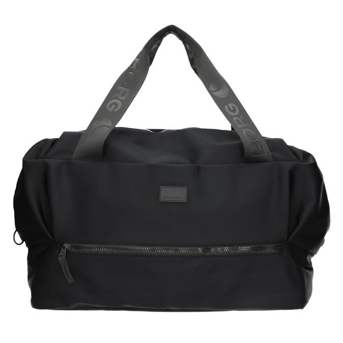 Materiałowa torba podróżna bjorn-borg, czarny, 969-6035 - 19