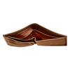 Męski skórzany portfel bata, brązowy, 944-3129 - 17
