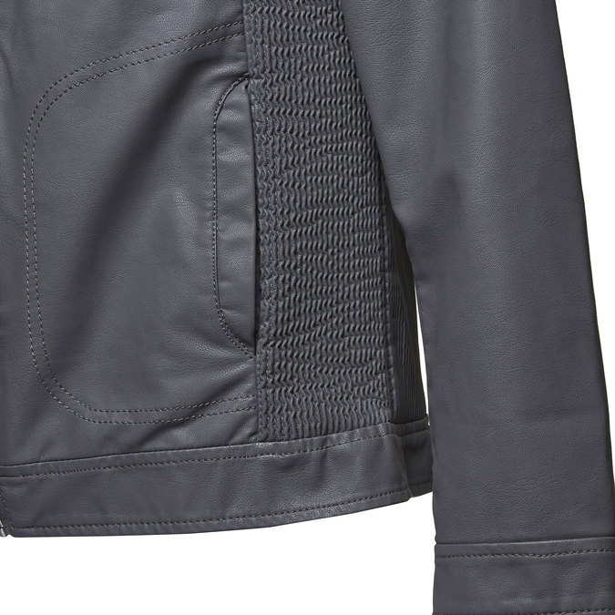 Męska kurtka bata, szary, 971-2165 - 16