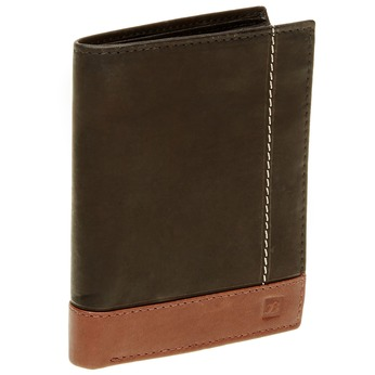 Męski skórzany portfel bata, czarny, 944-6150 - 13