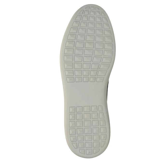 Nieformalne trampki męskie bata, czarny, 844-6624 - 26