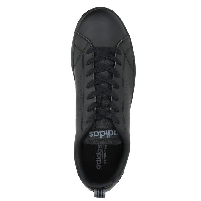 Czarne trampki męskie adidas, czarny, 801-6144 - 19