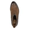 Botki damskie bata, brązowy, 696-4605 - 19