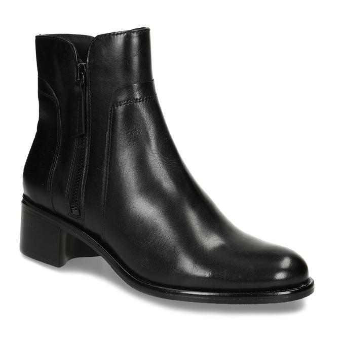 Botki damskie bata, czarny, 694-6600 - 13