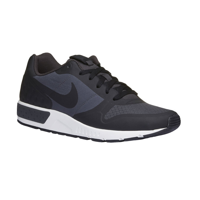 Męskie buty w sportowym stylu nike, czarny, 809-6328 - 13