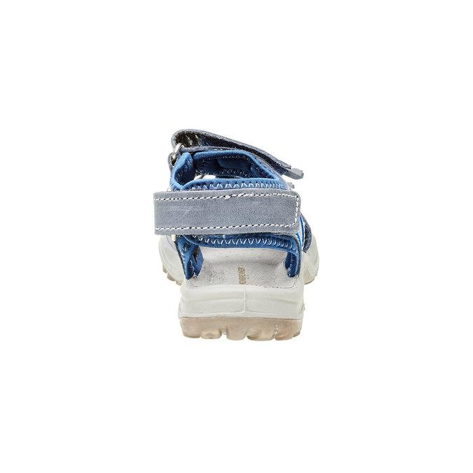 Sandały dziecięce weinbrenner-junior, niebieski, 266-9162 - 17