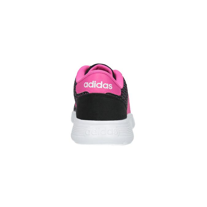 Sportowe trampki dziewczęce adidas, czarny, 309-6141 - 17
