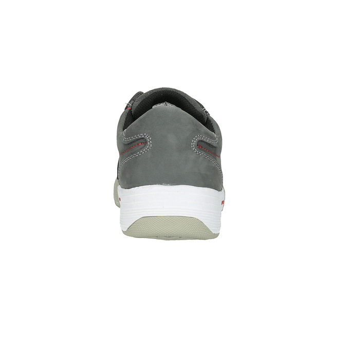 Męskie obuwie robocze BICKZ 728 ESD S3 bata-industrials, szary, 846-2612 - 17