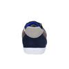 Męskie buty sportowe w codziennym stylu gas, niebieski, 849-9628 - 17