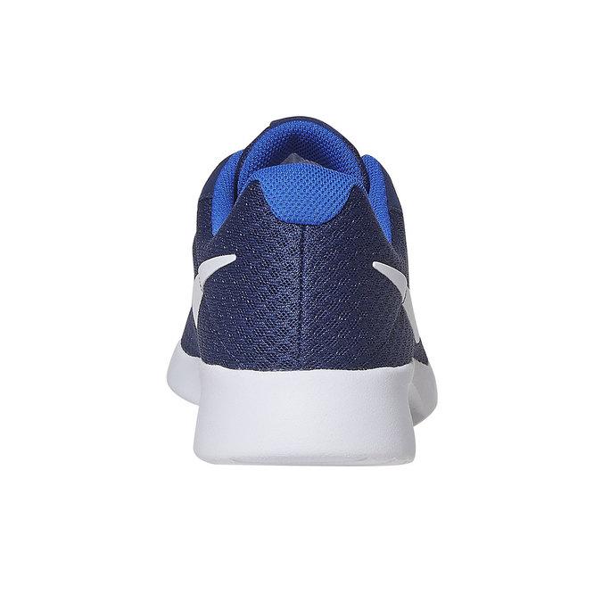 Męskie buty sportowe nike, niebieski, 809-9557 - 17