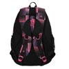 Plecak szkolny w groszki, dla dziewcząt bagmaster, różowy, 969-5601 - 26