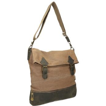 Pojemna torba Crossbody weinbrenner, brązowy, 969-8616 - 13