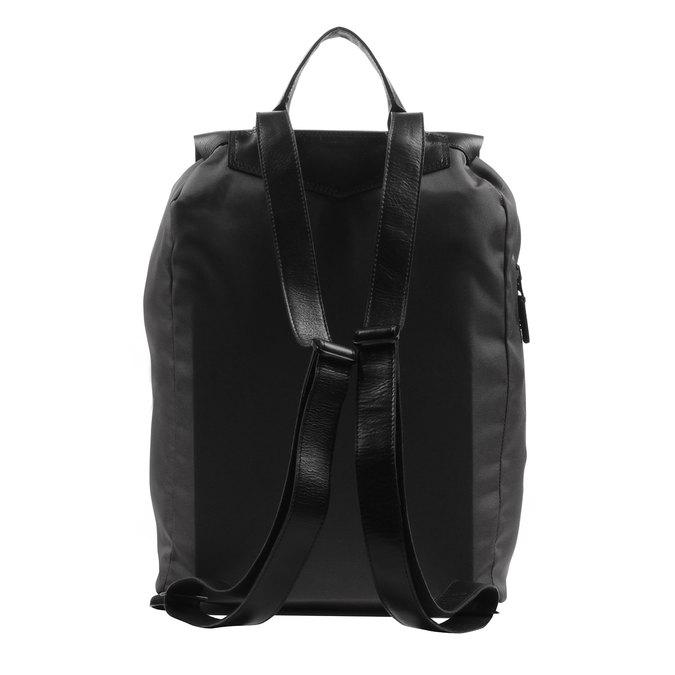 Czarny plecak royal-republiq, czarny, 964-6208 - 17