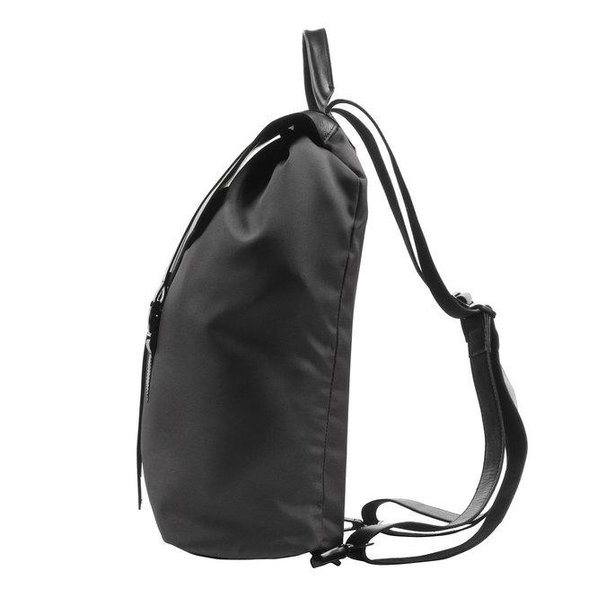 Czarny plecak royal-republiq, czarny, 964-6208 - 15
