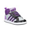 Dziecięce buty sportowe do kostki adidas, fioletowy, 101-2231 - 13