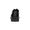 Czarne półbuty męskie rockport, czarny, 824-6106 - 17