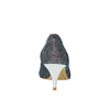 Czółenka damskie z metalicznym połyskiem bata, 629-1631 - 17