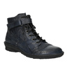Damskie botki bata, niebieski, 526-9602 - 13