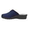 Kapcie damskie bata, niebieski, 579-9602 - 26