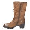 Botki damskie bata, brązowy, 696-3127 - 26