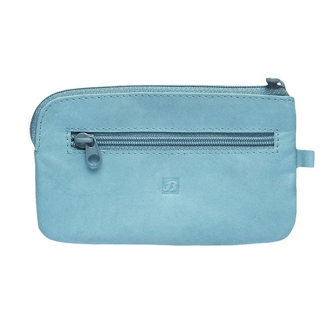 Skórzany portfel bata, niebieski, 944-9161 - 26