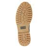 Zimowe buty damskie zfuterkiem weinbrenner, khaki, 594-2455 - 17