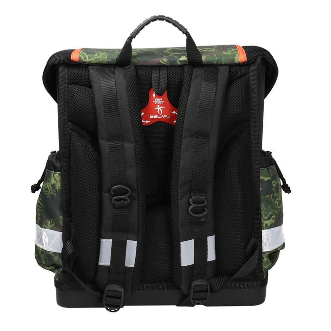 Plecak szkolny dla dzieci belmil, zielony, 969-7626 - 19